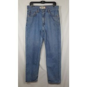 Levis 505 Relaxed Fit Jeans